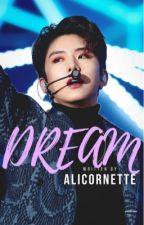 DREAM    yoo kihyun 2 by Alicornette