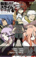 manga-Tensei Shitara Slime Datta Ken by rosalyhana
