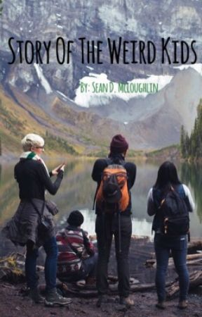 Story of the Weird kids by Sean_McLoughlin_