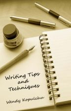 Writing Tips and Techniques (Writing Help) by Adventurehat