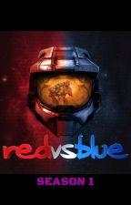 Red vs Blue Season 1 by Echofellsum