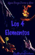 Los 4 Elementos  by MeylinKendness