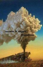 taccuino di viaggio by santaklaus