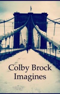 Colby Brock imagines  cover