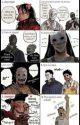 Dead by daylight Comics by Kawaii-shipper