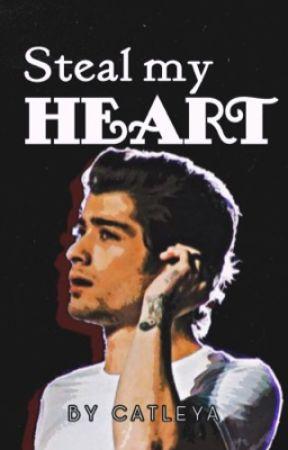 Steal my Heart (ZARRY AU) by MissCATLEYA
