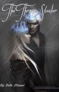The Throne Stealer (Realm Seeker Trilogy) cover