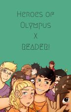 Heroes of Olympus X Reader by heythereronnie