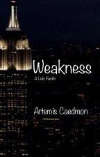 Weakness   Loki [Book One] by ArtCaedmon