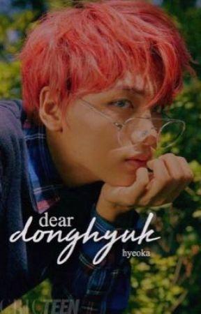 dear donghyuck. by hanakii_