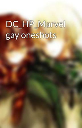 DC_HP_Marvel gay oneshots by Hannahbear2004