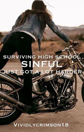 Sinful (WICKED #2) by vividlycrimson18