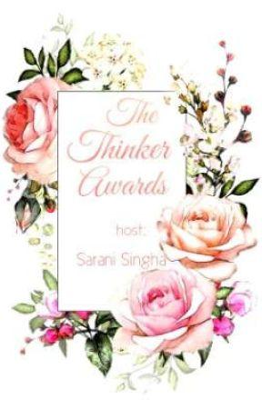 The Thinker Awards by saranisinha