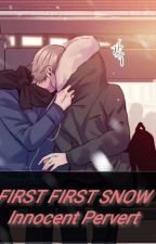 First First Snow (Taekook) ✓ by Idkcallmeanything