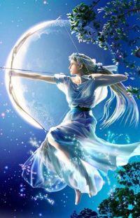 Male Reader x Artemis Goddess of the Hunt cover