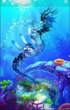 Creepypasta x hybrid water dragon reader by Ender_101_dragon