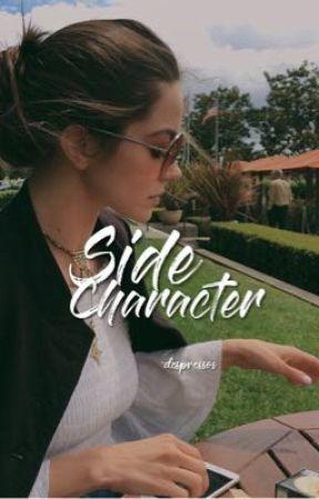SIDE CHARACTER [ 1 ]  THE ORIGINALS & LEGACIES by -despressos