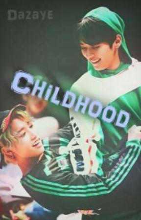 Childhood // Minsung ✔ by Dazaye_