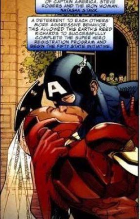 Stony in comics by Stark_side01