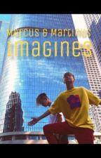 Marcus and Martinus imagines by GunnarsenBaess