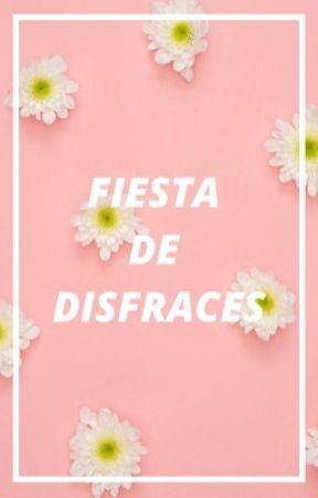 FIESTA DE DISFRACES; 2JAE O.S  by NtoxxB