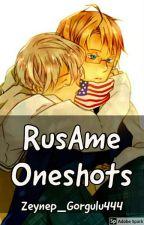 RusAme Oneshots by ZeynepFyo444