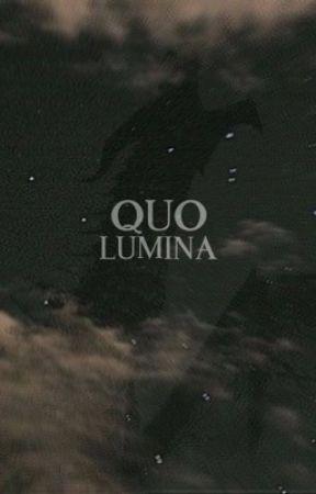 quo lumina ; phan by nxctez
