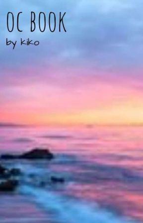 ~ oc book ~ by kiko_otter