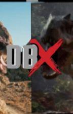 DBX4: Grumpy vs Indominus rex by Omega0999