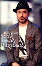 Stark Raving Hazelnut   MARVEL/RANDOM by sebastiodon