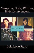 Eternal souls (Loki Love Story) by Flashwells