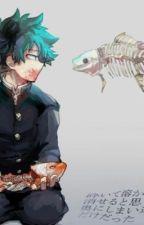 Nomu deku by villain_deku_who
