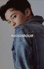 neighbour || mark lee by hozeokz