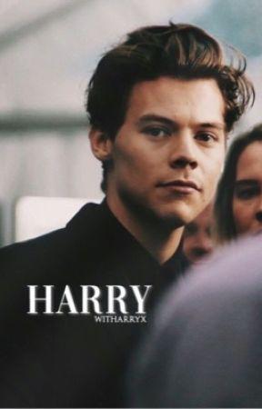 HARRY  by witharryx