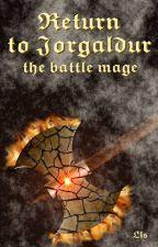 Return to Jorgaldur Volume I: the battle mage by lls_sll