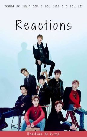 Reactions Kpop by Oh__Sehunie