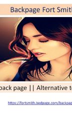 Alternative to back page  Backpage Fort Smith by 12diya