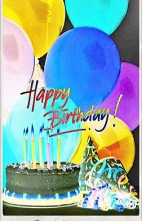 Happy Birthday!!! by BloodyLovin39