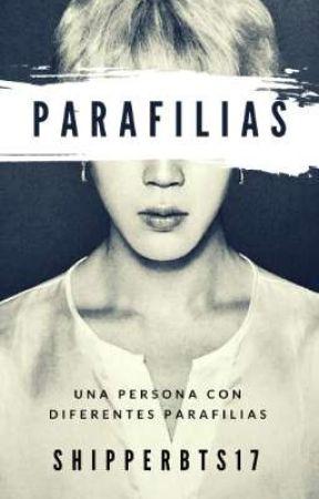 Parafilias  by ShipperBTS18
