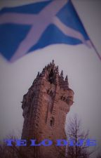 Te lo dije. |  Escocia x Inglaterra HETALIA by shogunohcah