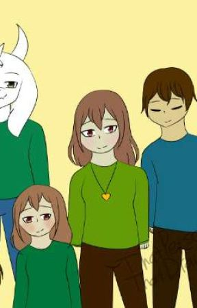 Ask Chara, Asriel, and Frisk 3! (Reboot! by ThatPersonThatDraws