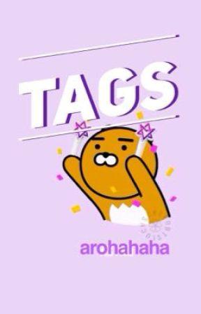 TaGs by minheeheee