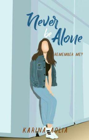 Never be alone by karina_aolia