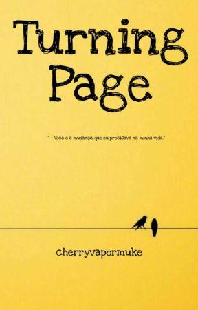 turning page • lrh + mgc by cherryvapormuke