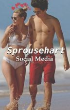 Sprousehart Social Media by thekristinapats