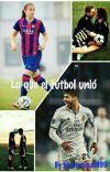 Lo que el fútbol unió  (Marco Asensio) cover