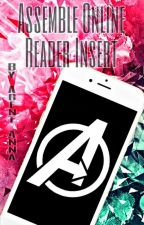Assemble Online! || Avengers Chat Room by Agent_Anna