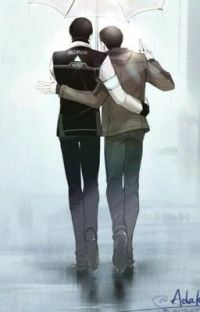 Different blood same feelings (Reed900 fanfic) cover