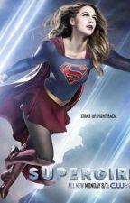 Supergirl (idk who yet) x fem shy! reader (GxG) by KorgiDorgi