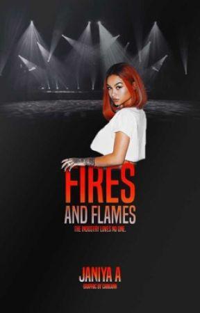 Fires and Flames | Urban by storiesbyjaniya